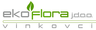 ekoflora.hr j.d.o.o. – Vinkovci Logo